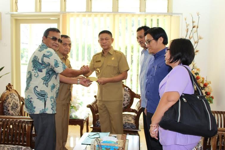 Terima Hasil Evaluasi Calon Dirtek PDAM Tirta Uli,  Walikota Siantar Minta Dirtek Dipilih Sesuai Kompetensi