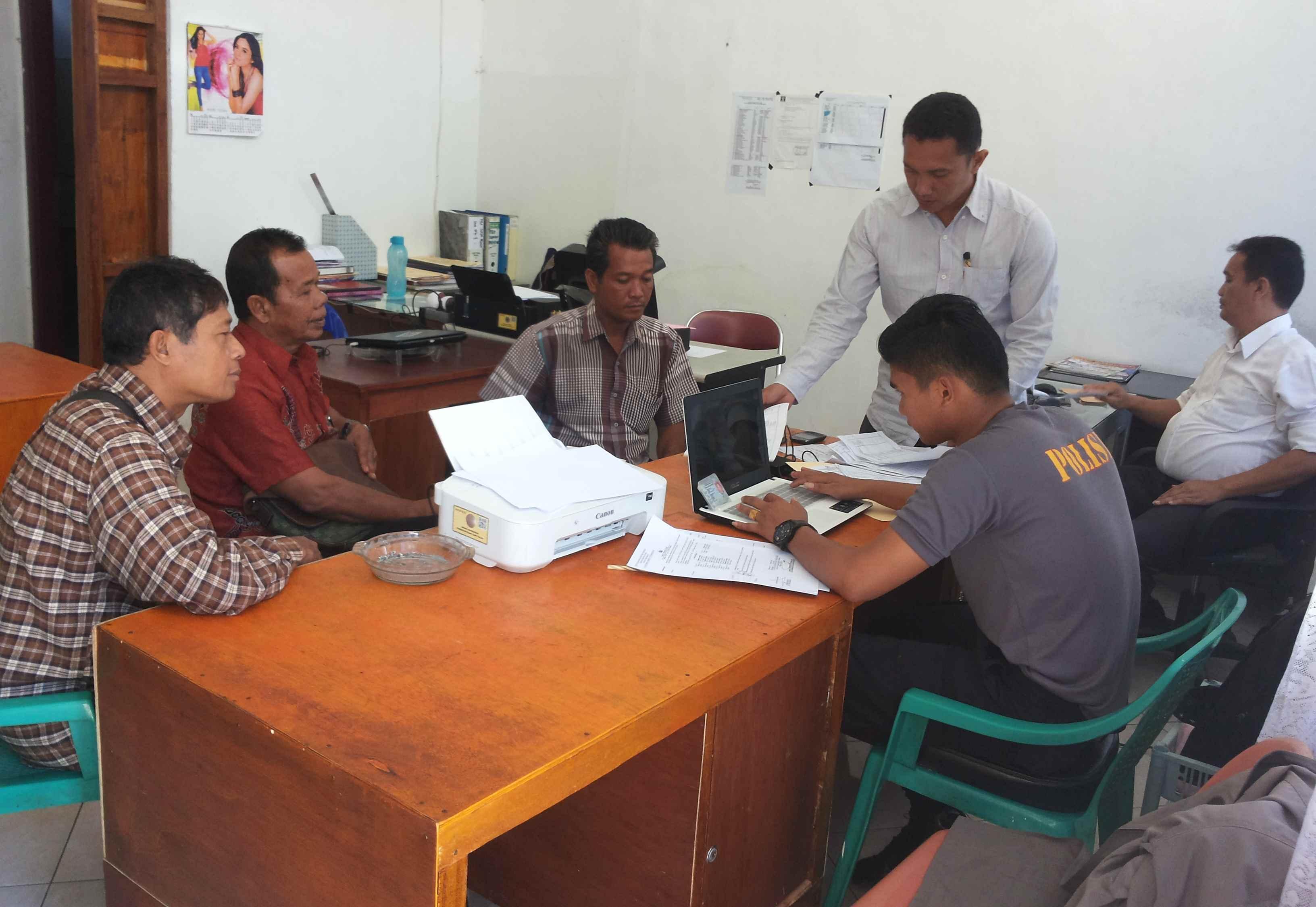 5 Tahun Urus Sertifikat Prona Tak Kunjung Selesai, Sejumlah Warga Laporkan Kepala Desa Ke Polisi