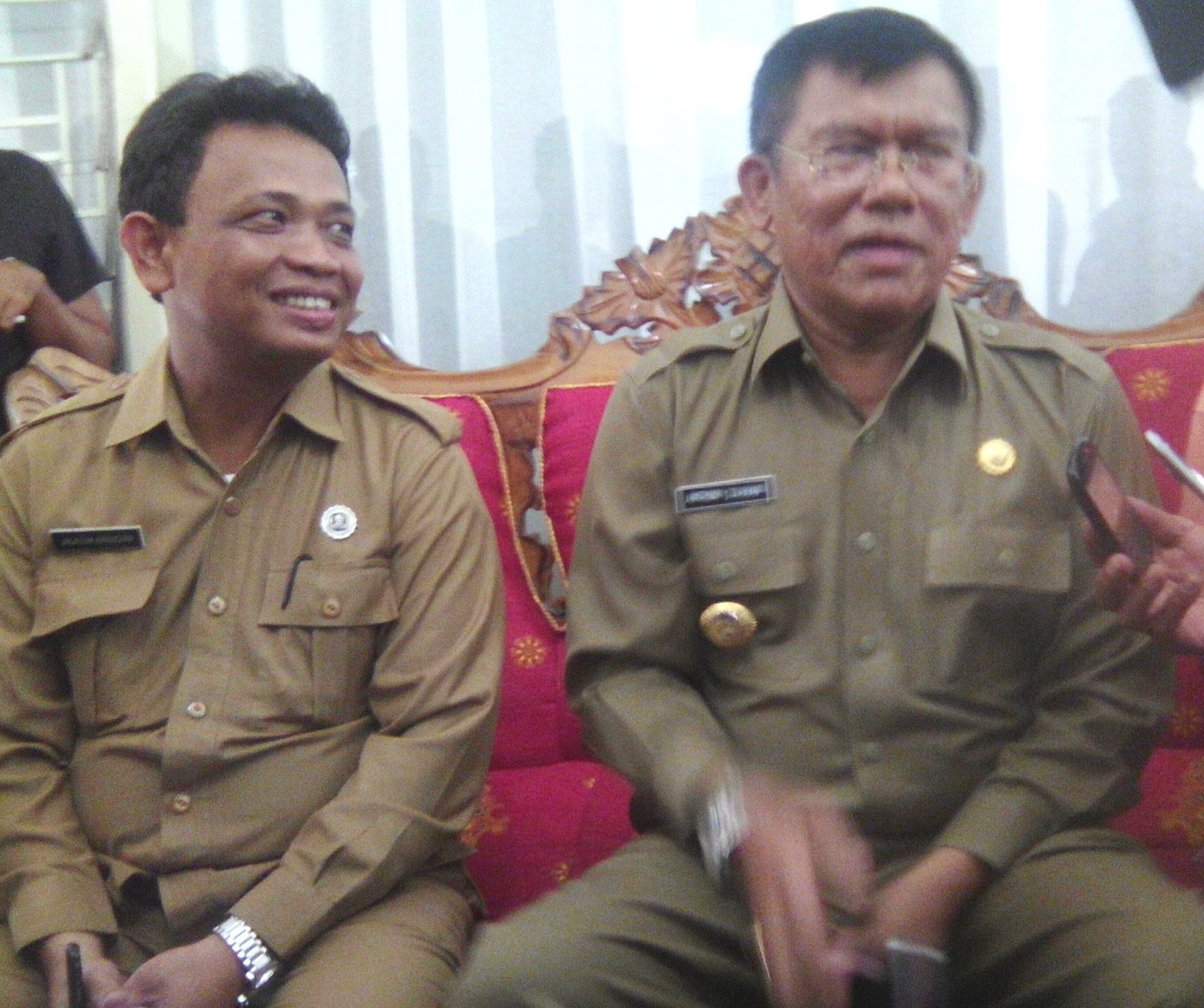 Usai Dilantik, PJ Walikota Siantar Akan Tindak Tegas PNS Yang Tidak Netral Di Pilkada