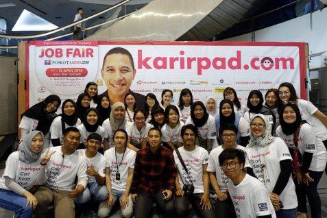 Sedang Cari Info Kerja, Coba di Karirpad, Job Portal Karya Anak Bangsa