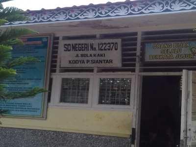 Tak Transparan dan Gagap Juknis, Oknum Kepsek SDN 122370 Banjar Siantar Diduga Selewengkan Dana BOS