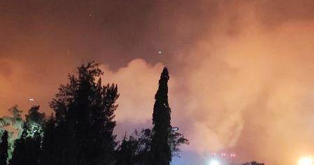 Kebakaran Kilang Pertamina di Indramayu Diduga karena Petir