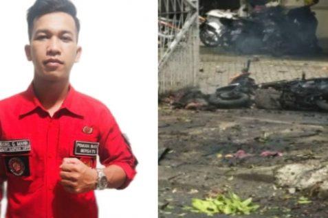 Kadep Sapma DPP PBB HG.Manik Angkat Bicara Terkait Bom Bunuh Diri Depan Gereja Katedral