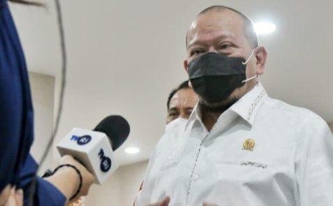 Ketua DPD RI Berharap Pasar Wage di Nganjuk Jadi Percontohan Nasional Bebas Bahan Berbahaya
