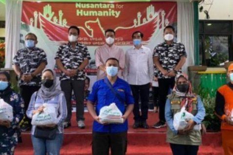 Wagub DKI Ahmad Riza Patria Beri Apresiasi Kegiatan Donor Darah dan Bakti Sosial BAPERA Jaksel