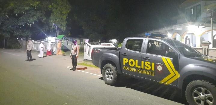 Patroli Dialogis Ramadhan, 8 Masjid Jadi Sasaran Polsek Kairatu