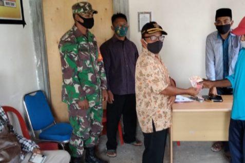 BLT-DD di Desa Holbota Sukses Tersalurkan ke 15 KK
