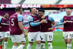 Skor Akhir 2-3, Leicester Tumbang di Kandang West Ham